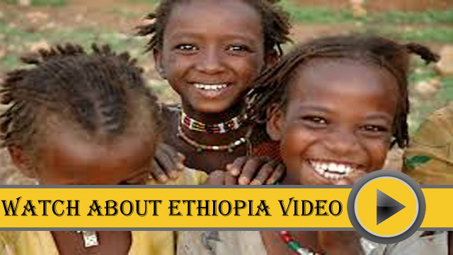 Welcome To Ethiopia (Abyssinia)